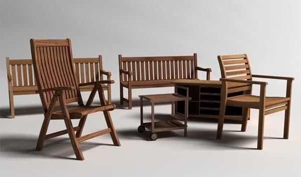 C mo proteger los muebles de jard n brico ofertas for Ofertas muebles jardin