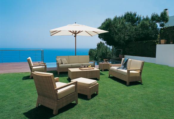 La importancia de los muebles de jardín  Brico Ofertas