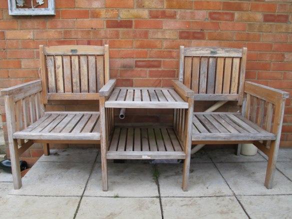 Cuidado de los muebles de jardin brico ofertas for Ofertas mobiliario jardin