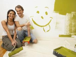 Pintura interior casas